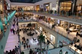 un petit morceau du Mall