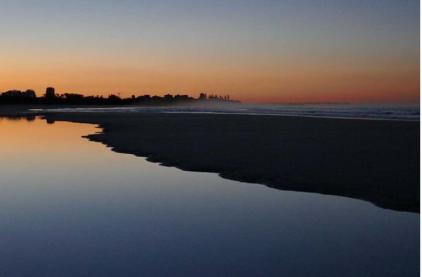 côte est australie sunset 111