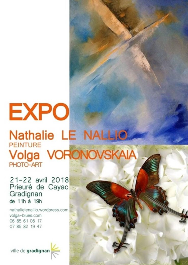 Affiche Volga Nathalie