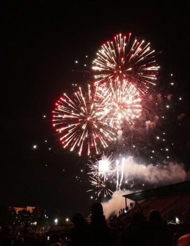 Saint George fête le 4 juillet